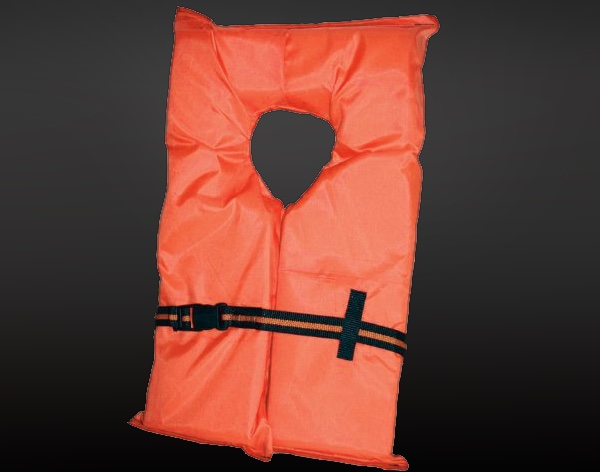 Inspired by the Airhead Type II PFD Life Jacket.