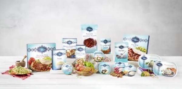 Lidl offering of oriental products