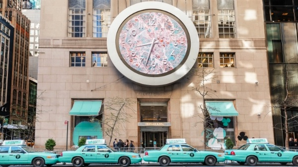 Image by Tiffany & Co. by way of Design Taxi.