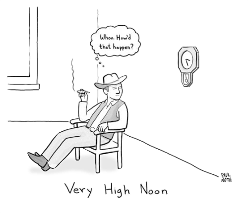 Illustration: Paul Noth Source: The New Yorker Magazine