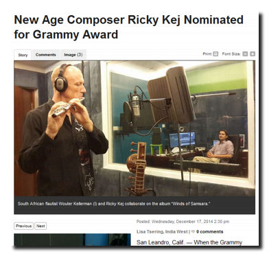 new-age-music-composer