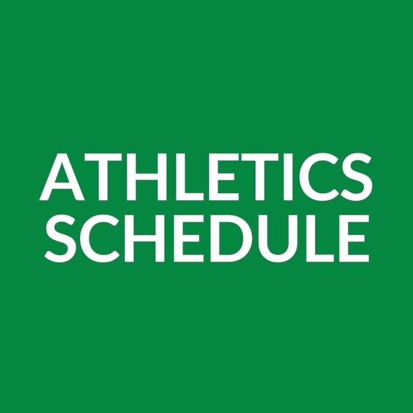 HHMS Athletics Schedule