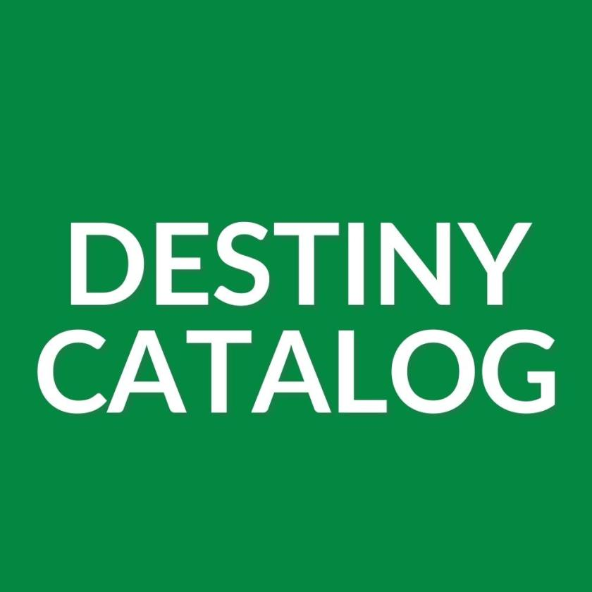 Destiny Catalog