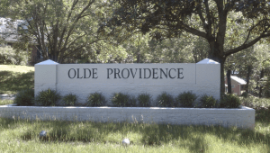 oldeproventrance