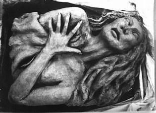 Clinging/sculpt