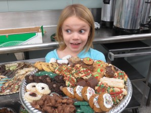 Newark FUMC 2017 Cookie Sale #4