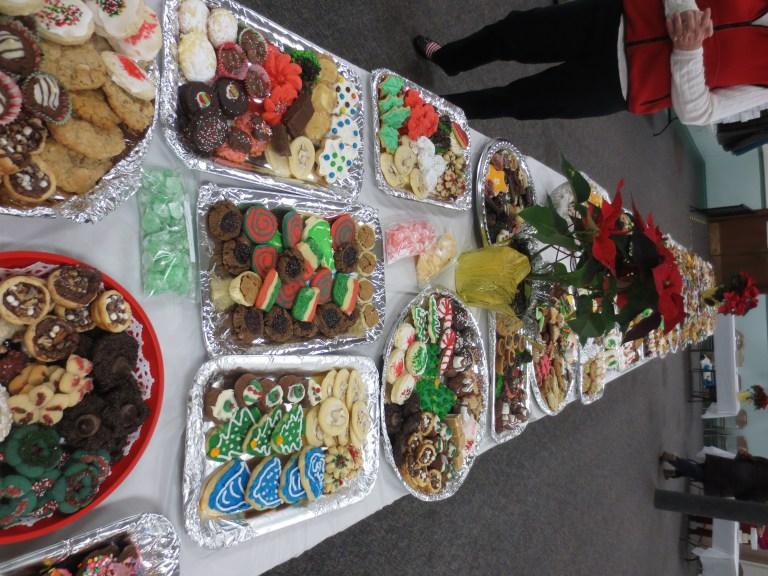Newark FUMC 2017 Cookie Sale #8