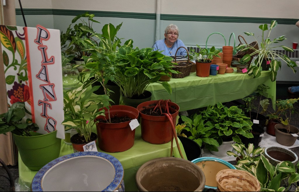 Newark FUMC 2018 Bazaar Plants