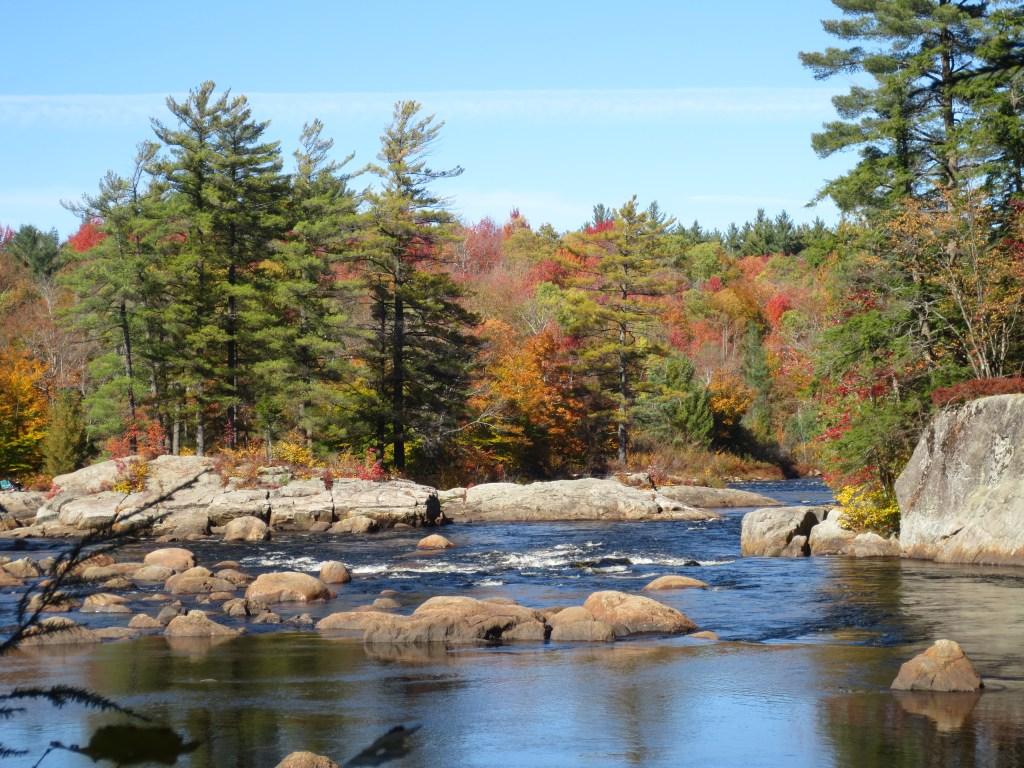 Newark FUMC Adirondack River #1 photo by Nancy Schrader