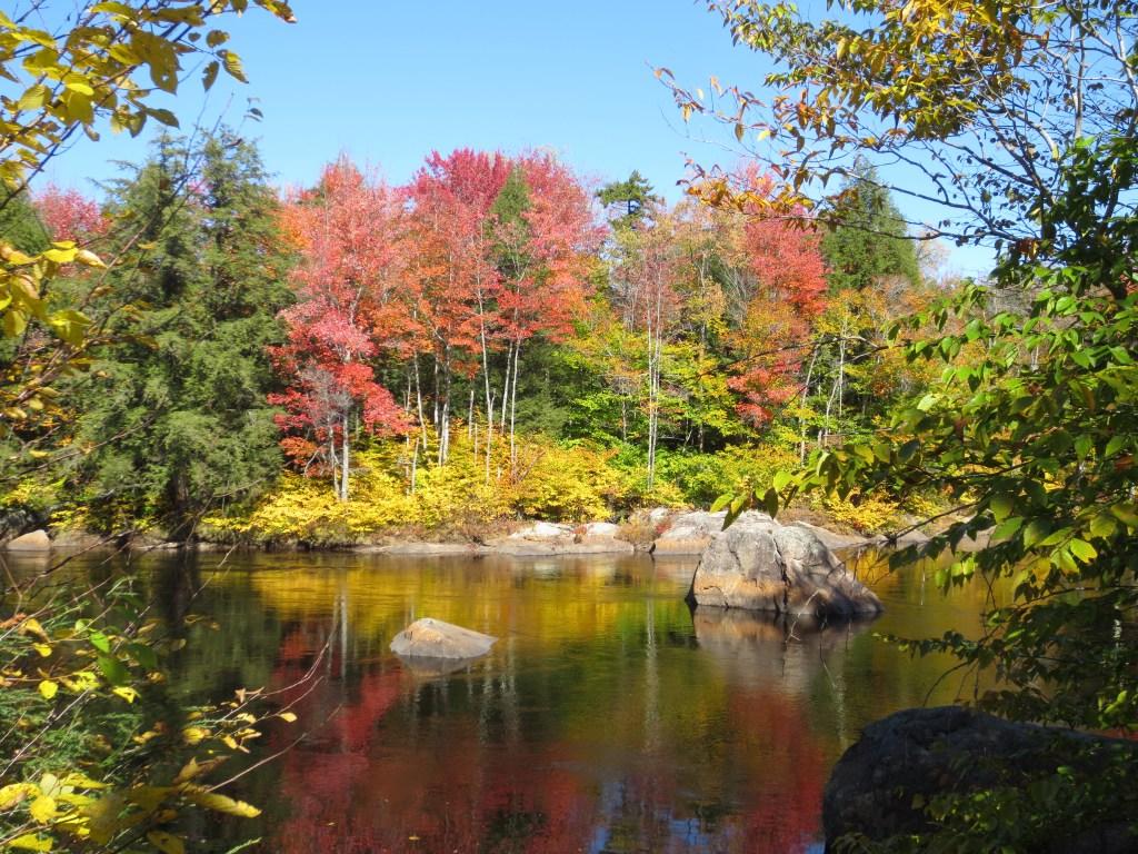Newark FUMC Adirondack River #3 photo by Nancy Schrader