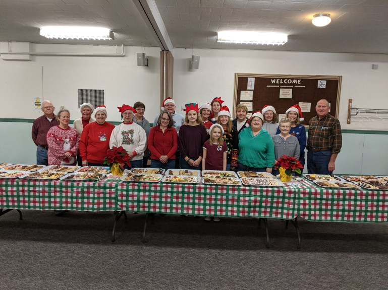 2019 Christmas Cookie Sale Day Elves