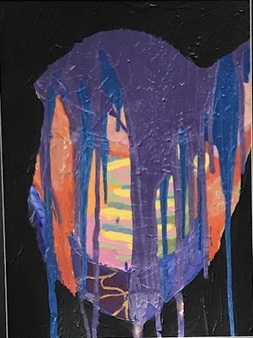 Kathryn Fischmann's New Ideas, Acrylic