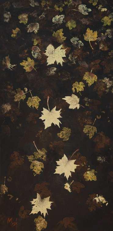 'Leaves' by Melloney Lenk