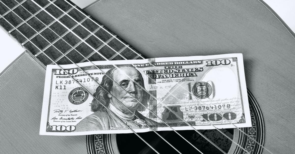 income streams for musicians