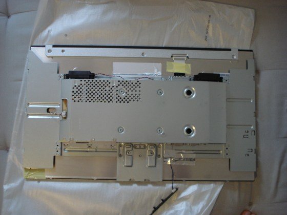 Philips 273E3LHSB – back