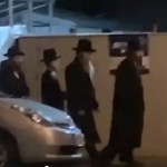 ULTRA-ORTHODOX JEWS BREAK MASS-GATHERING BAN