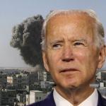 AMERICAN AIRSTRIKE KILLS 17 IN SYRIA AS 'BOMBER BIDEN' LETS LOOSE