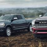 2021 Dodge Ram 2500 and 3500 Diesel