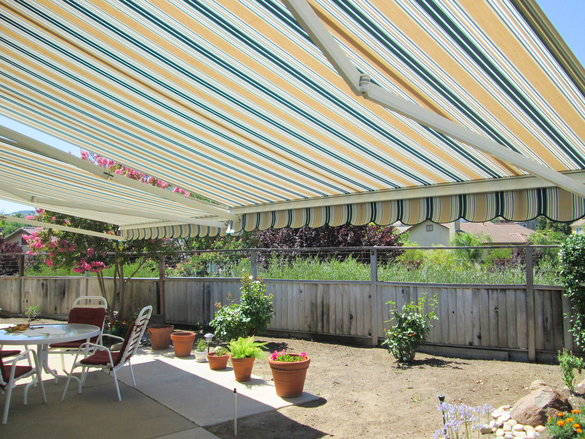 best awning ideas to create a stunning