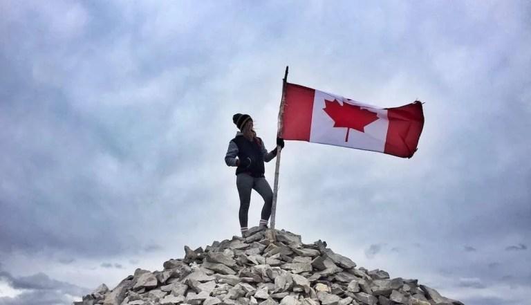 Imigrantes canada