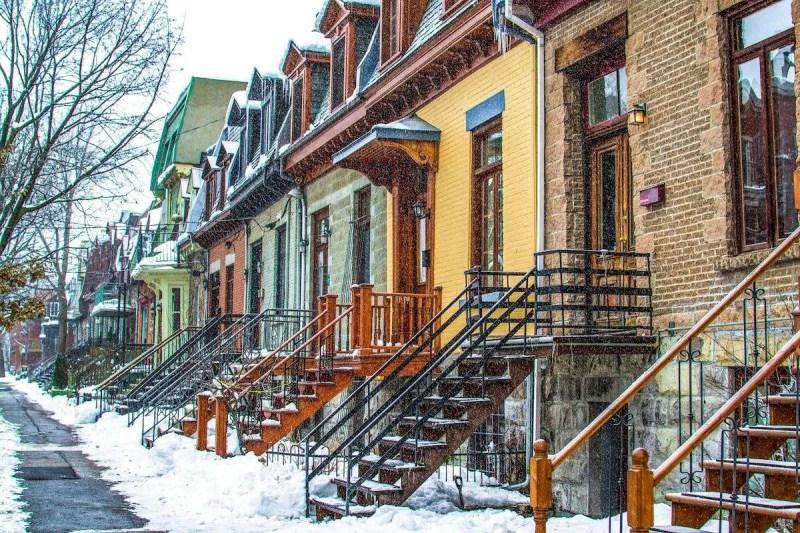 Viver em Montreal