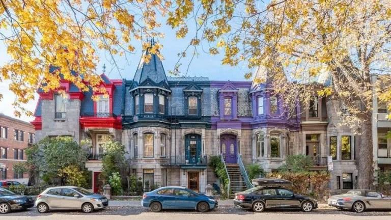 Montreal Bairros