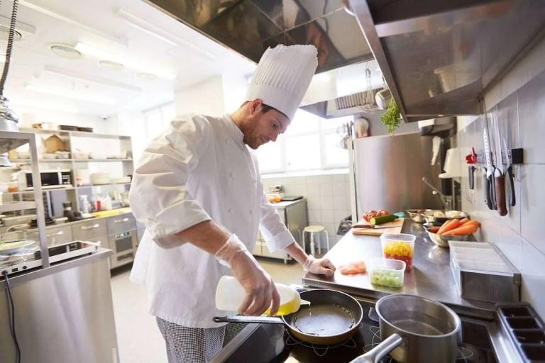 trabalhar como cozinheiro no Canada