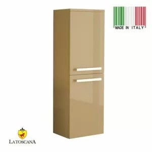 LaToscana AMBRA linen tower Color Glossy Sand AMCO-23S