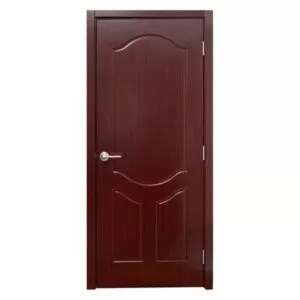 Modern Interior Door M42 Red Rosewood