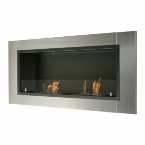 Lata - Recessed Ethanol Fireplace