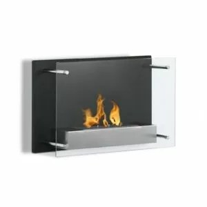 Senti - Wall Mounted Ethanol Fireplace