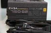 EVGA Supernova 750 G2 80 Gold Plus Cords