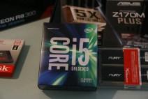 Intel i5 6600K Deskttop Processor