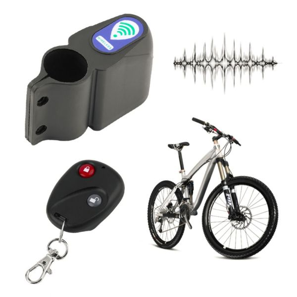 Motorcycle Security Devices