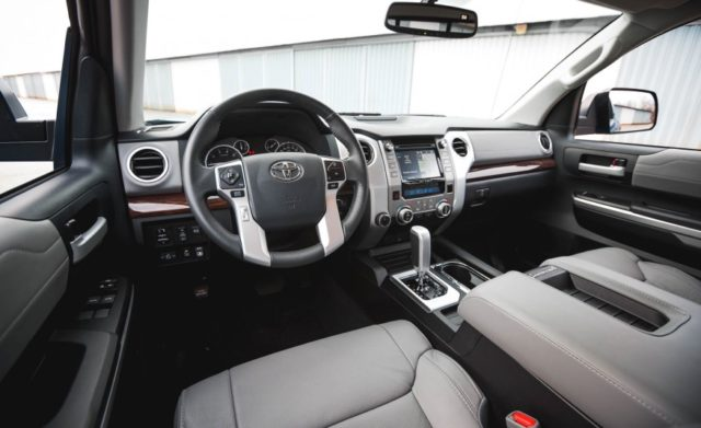 2017 Toyota Tundra Designed To Own The Road 2018 2019