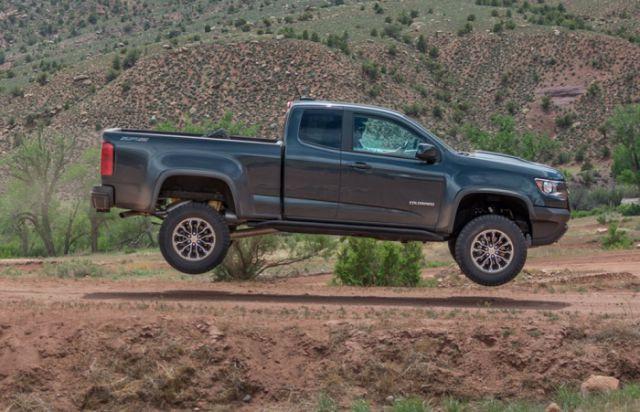 Image Result For  Chevrolet Colorado Zr