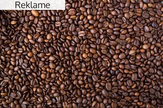 Lav din egen kaffe med en kaffemaskine