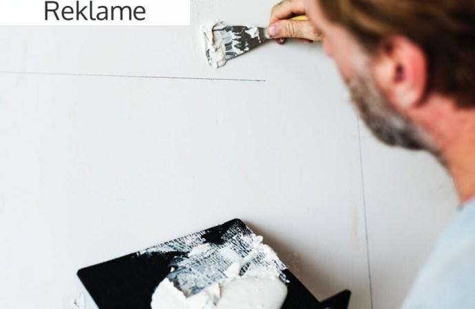 Giv dit hjem nyt liv med en flot gang maling