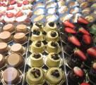 Lots of yummy desserts.