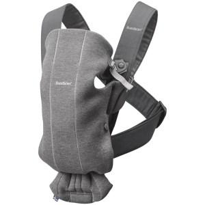 BabyBjorn Baby Mini Carrier - Dark Grey