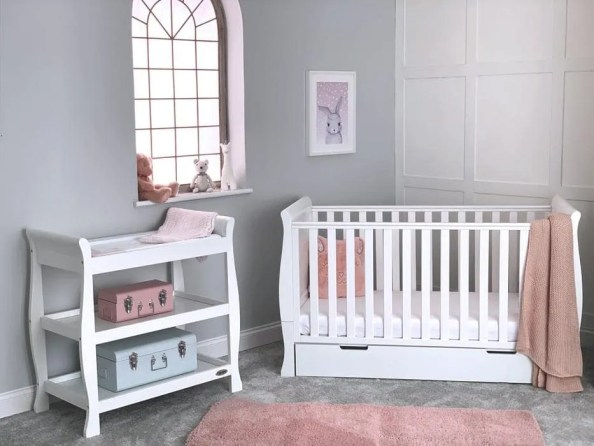 Obaby open changing unit