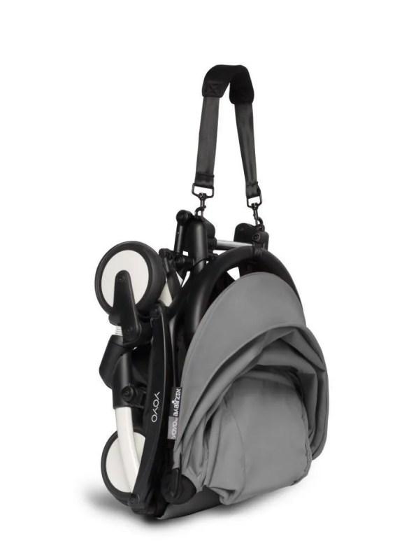 BABYZEN YOYO² 6+ Stroller - White with Grey