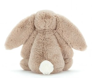 Beige bashful bunny