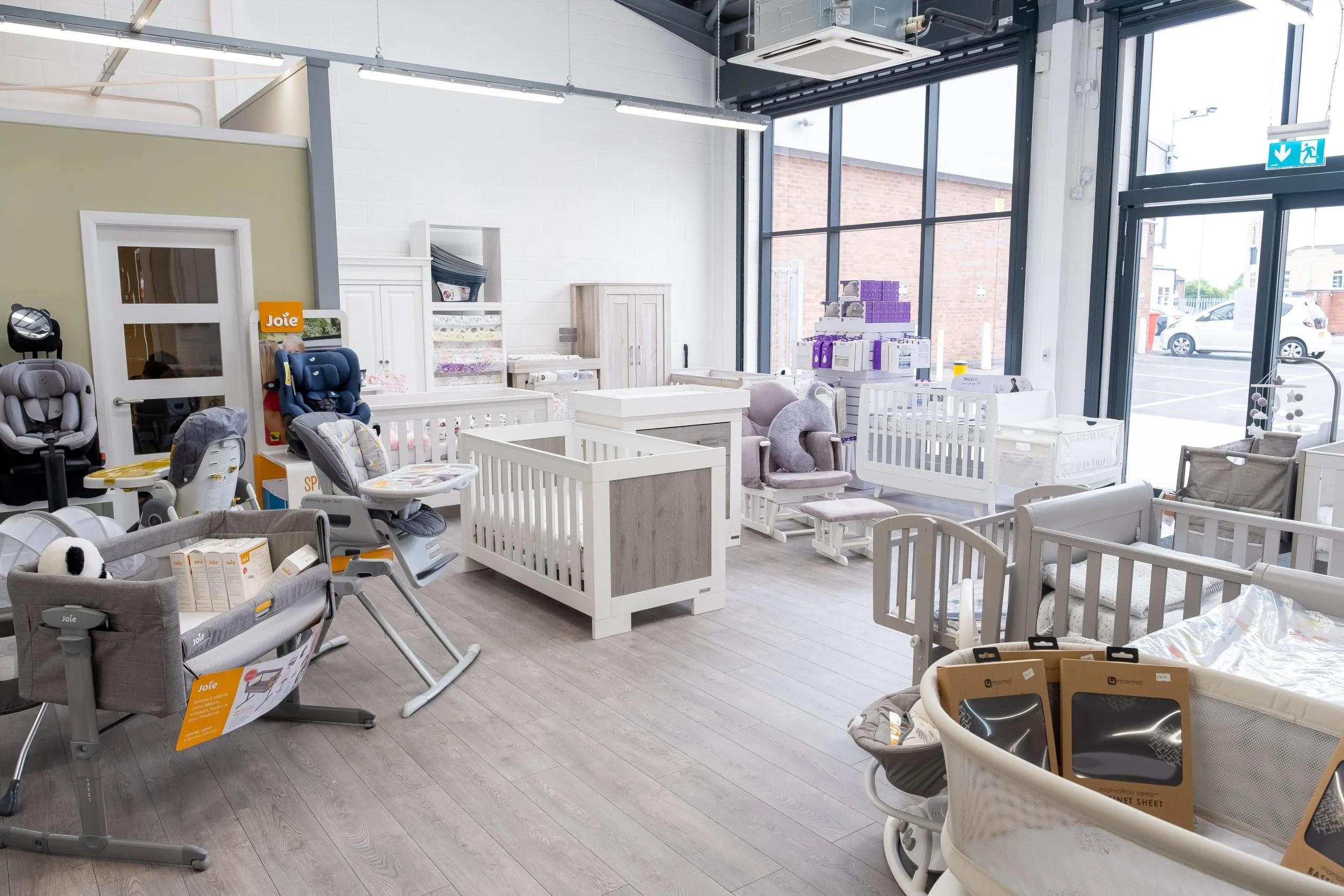 newbie and me baby store crewe nursery furniture