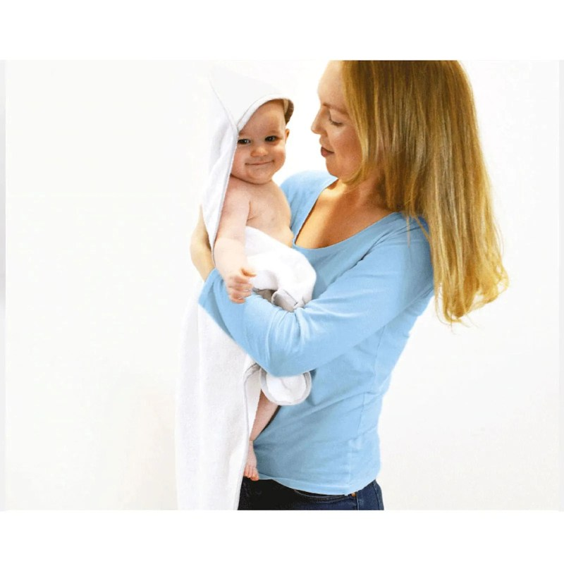 Shnuggle Wearable Hooded Towel Cocooned