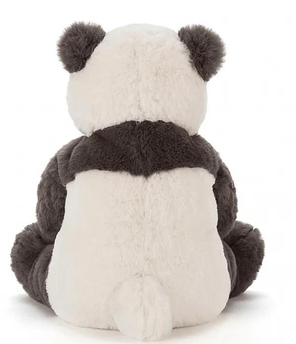 Rear View Small Panda