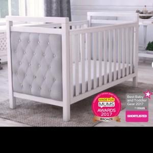 Velvet Deluxe cot bed
