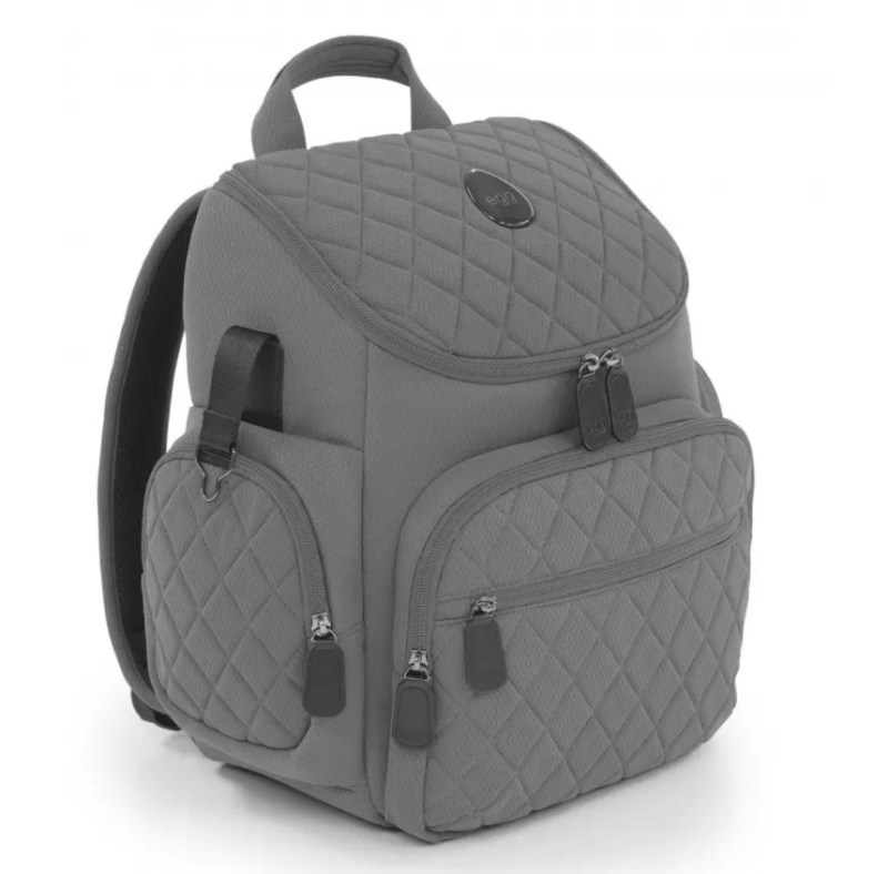 Egg Changing Backpack - Anthracite