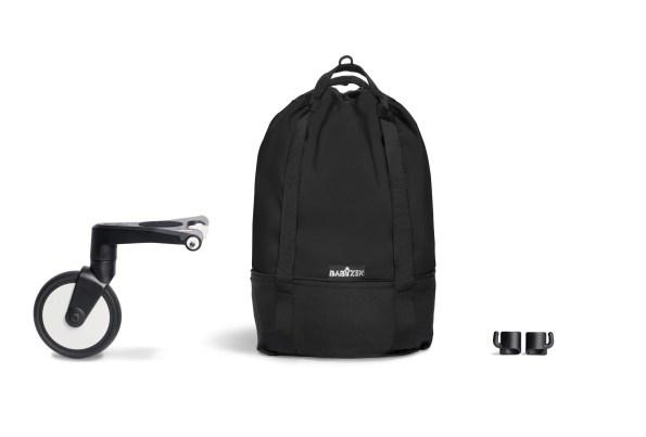 black bag yoyo babyzen