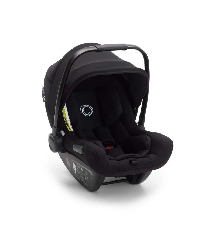 Bugaboo Turtle Air Car Seat - Black